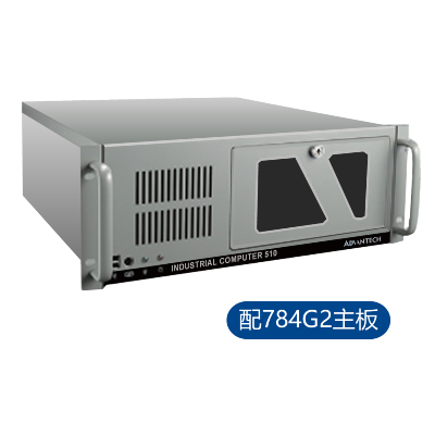 Advantech IPC-510+AIMB-784G2
