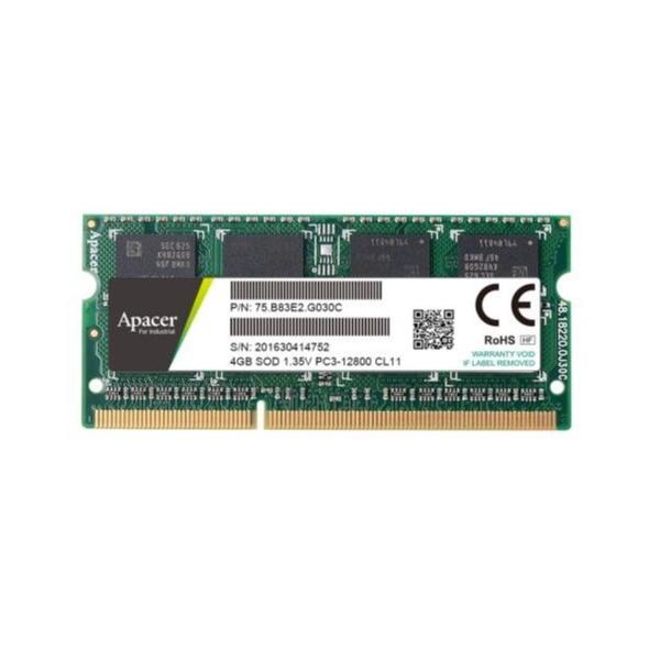 Apacer DDR3 宽温 SODIMM