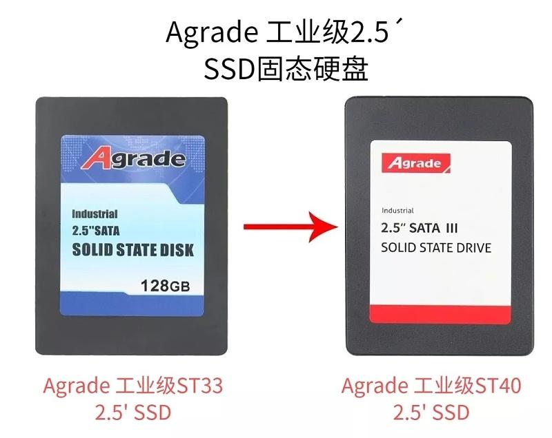 Agrade睿达工业级SSD