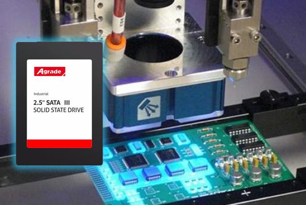 睿达工业级固态硬盘在工业应用现场的稳定性表现3