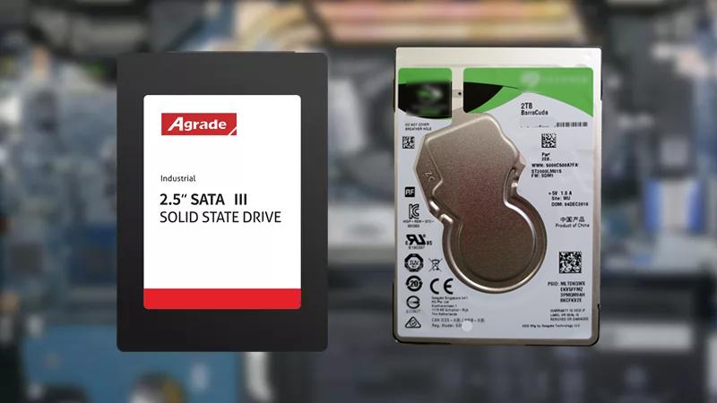 固态硬盘(SSD)和机械硬盘(HDD)的区别