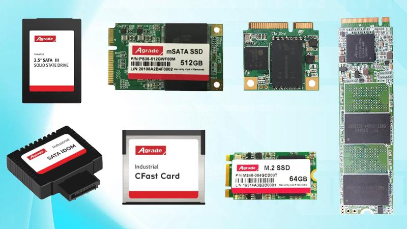 AGRADE工业级宽温SSD2