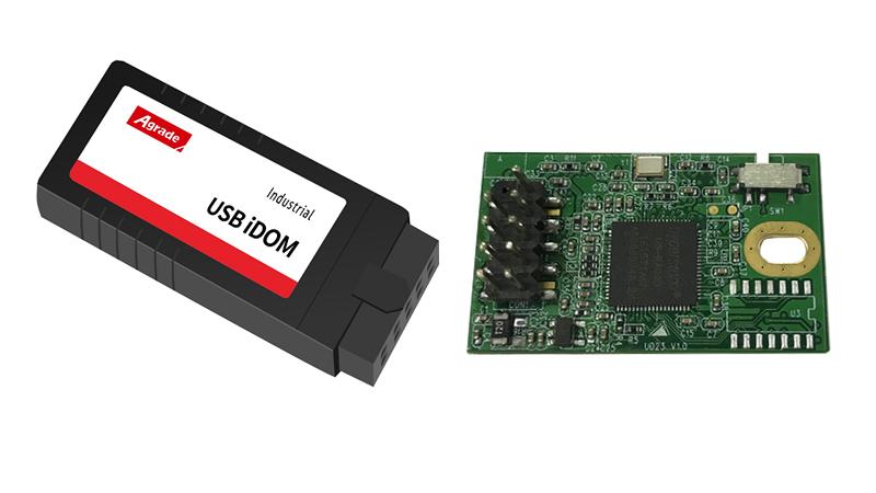Agrade 工业级 USB iDOM