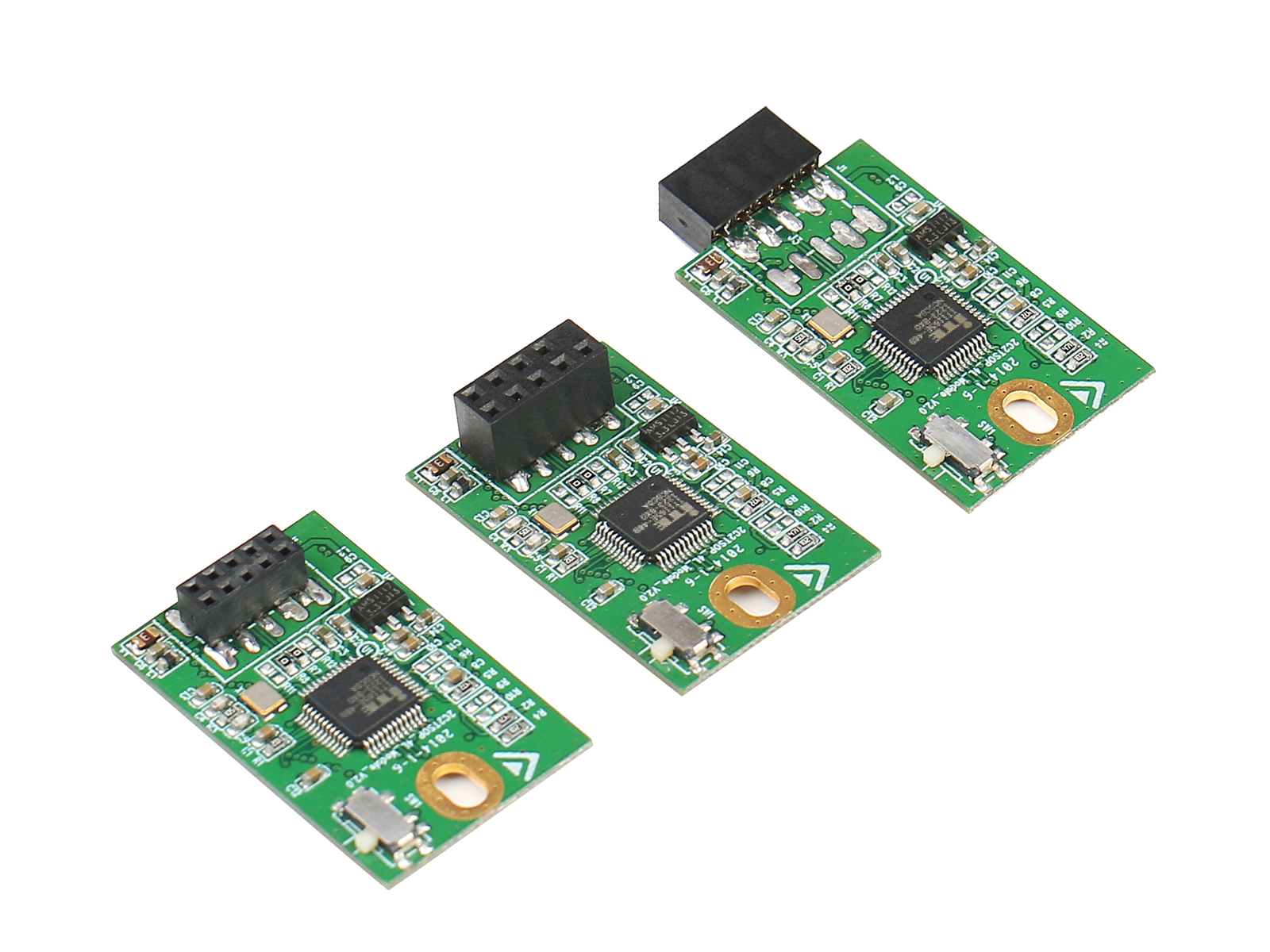USB DOM电子盘在小型工业电脑中的应用