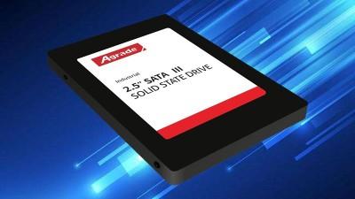 SSD固态硬盘的组成和NAND Flash颗粒介绍