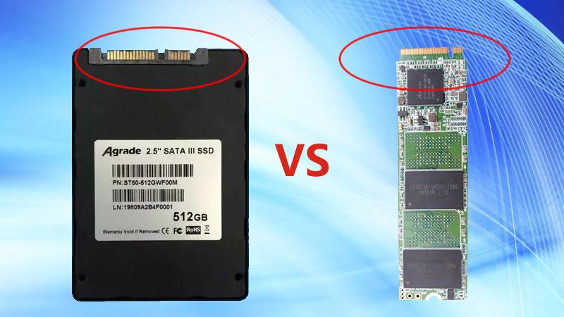 同是固态硬盘,SATA和NVMe有何不同?