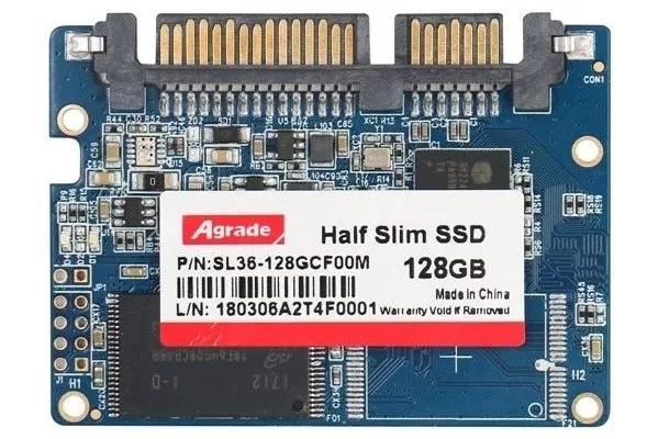 Agrade工业级Half Slim固态硬盘