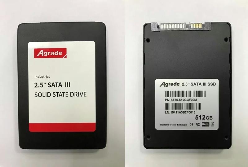 Agrade睿达 SSD